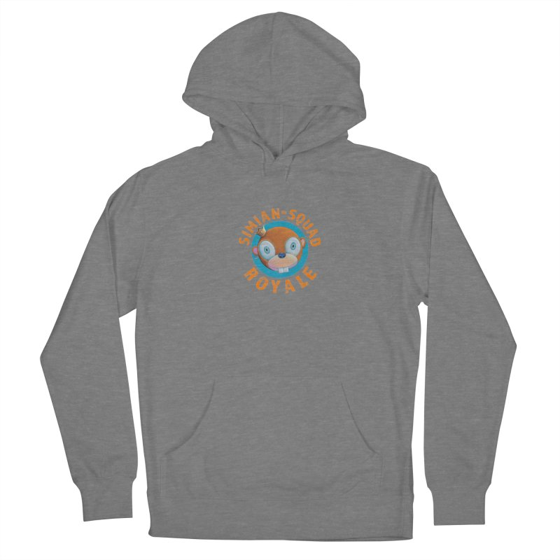 Simian-Squad Royale Women's Pullover Hoody by Dave Calver's Shop