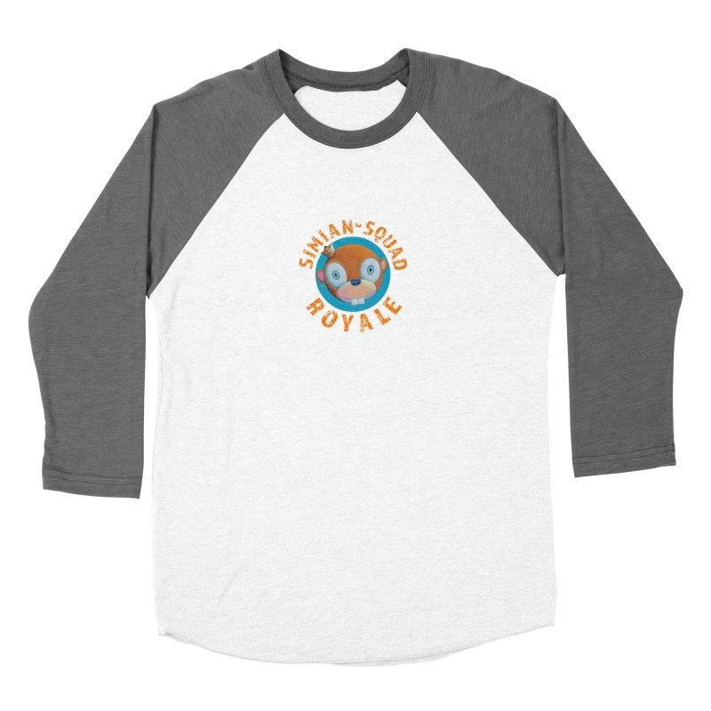 Simian-Squad Royale Women's Longsleeve T-Shirt by Dave Calver's Shop