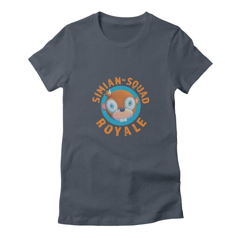 Simian-Squad Royale Women's T-Shirt by Dave Calver's Shop