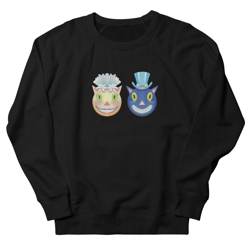 Bride and Groom Women's French Terry Sweatshirt by Dave Calver's Shop