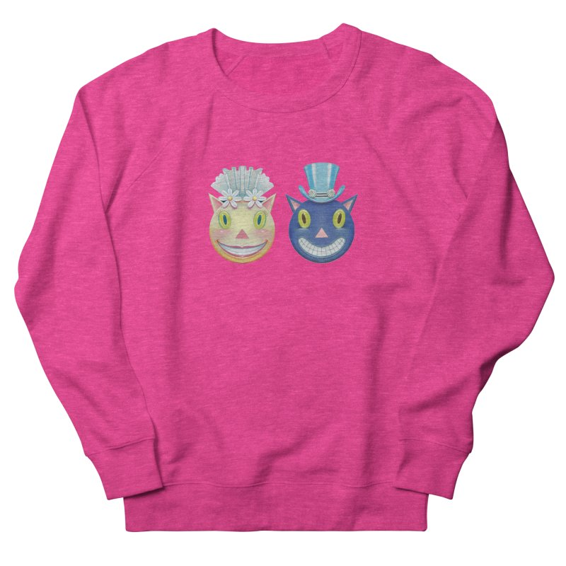 Bride and Groom Men's French Terry Sweatshirt by Dave Calver's Shop