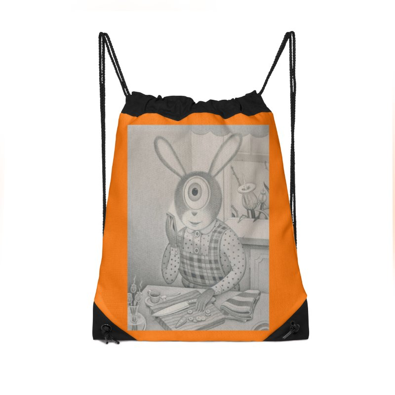 Good News, Bad News Accessories Drawstring Bag Bag by Dave Calver's Shop