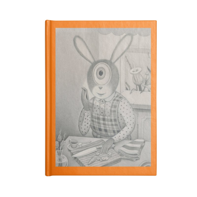 Good News, Bad News Accessories Lined Journal Notebook by Dave Calver's Shop