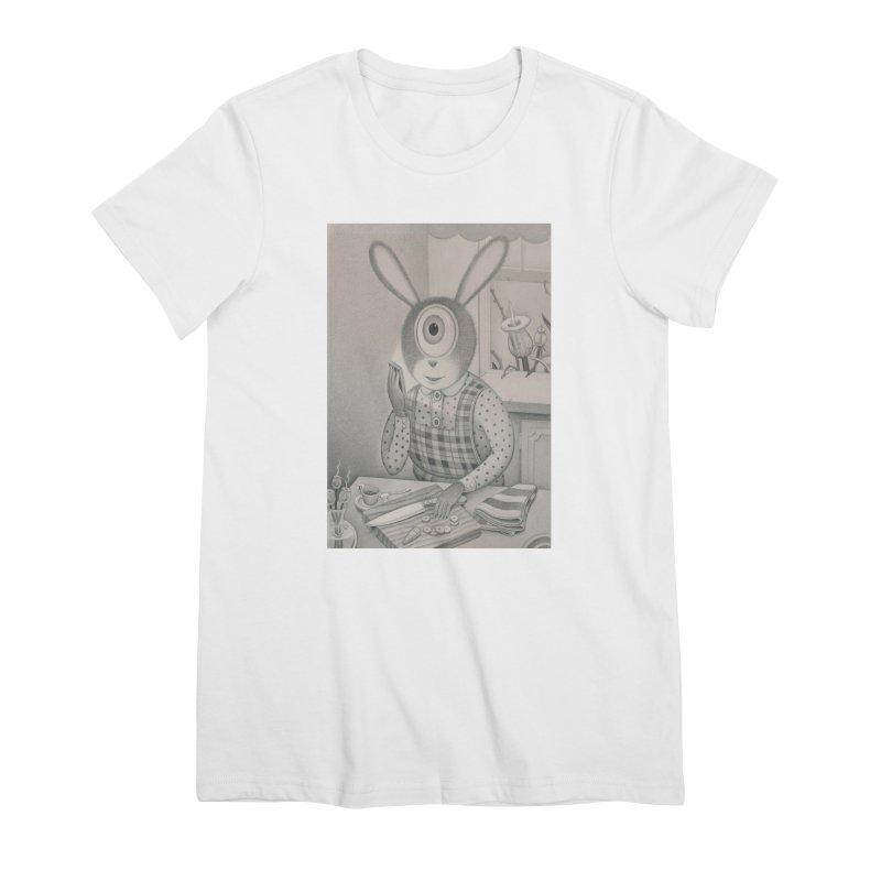 Good News, Bad News Women's Premium T-Shirt by Dave Calver's Shop