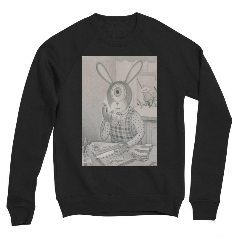 Good News, Bad News Men's Sponge Fleece Sweatshirt by Dave Calver's Shop