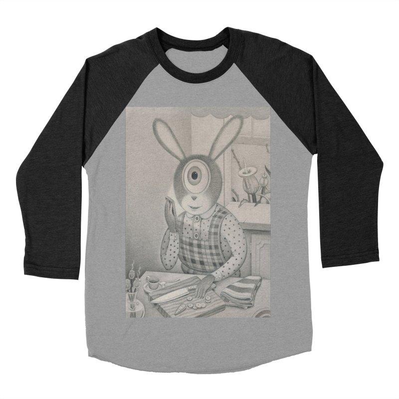 Good News, Bad News Men's Baseball Triblend Longsleeve T-Shirt by Dave Calver's Shop