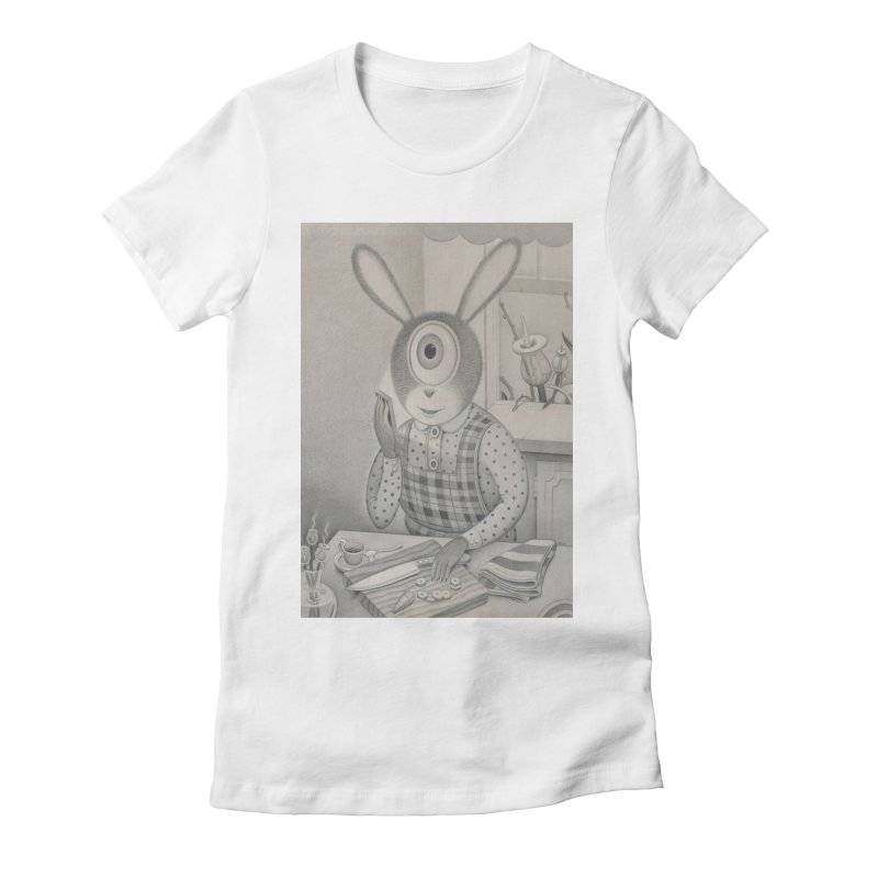 Good News, Bad News Women's Fitted T-Shirt by Dave Calver's Shop