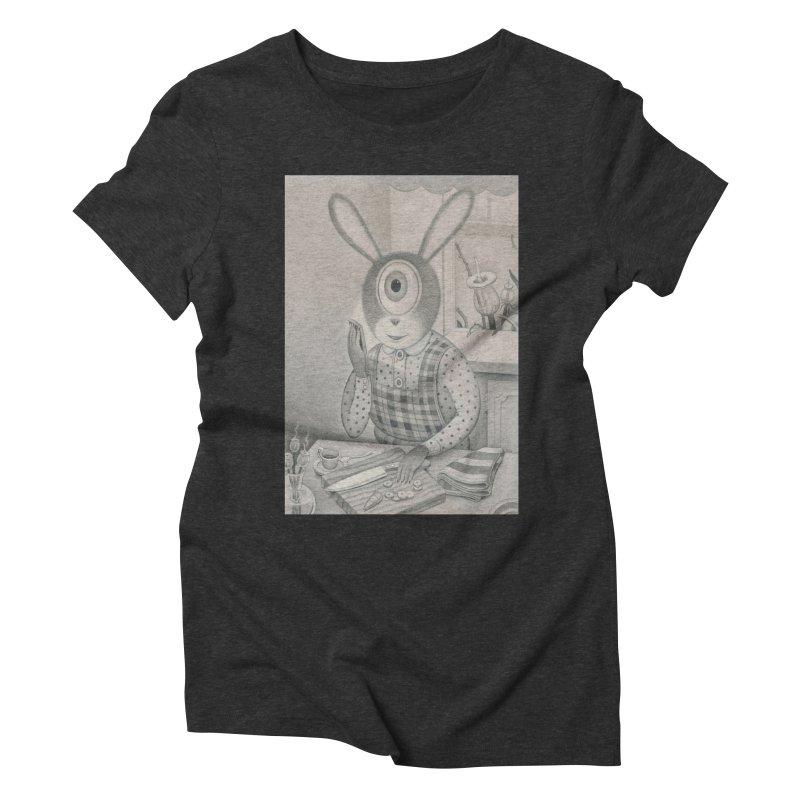Good News, Bad News Women's Triblend T-Shirt by Dave Calver's Shop