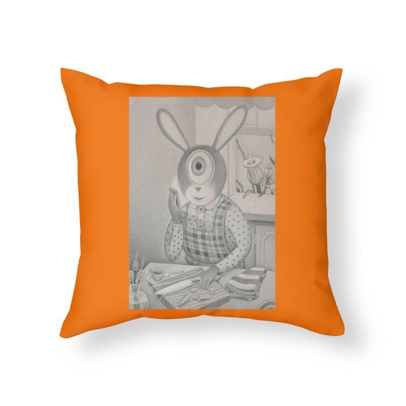 Good News, Bad News Home Throw Pillow by Dave Calver's Shop