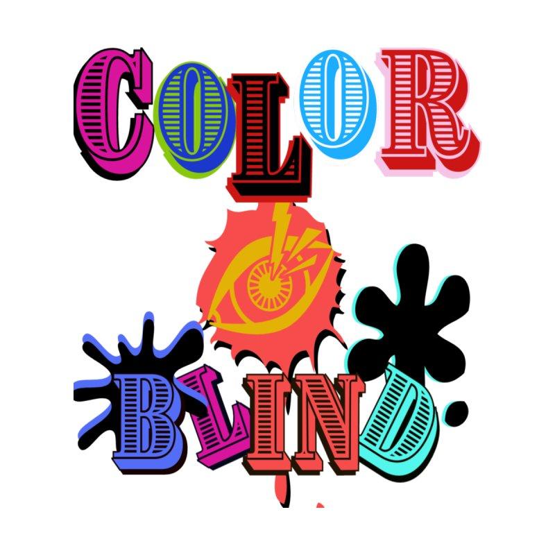 ColorBlind Men's T-Shirt by Davi Nevae Creates