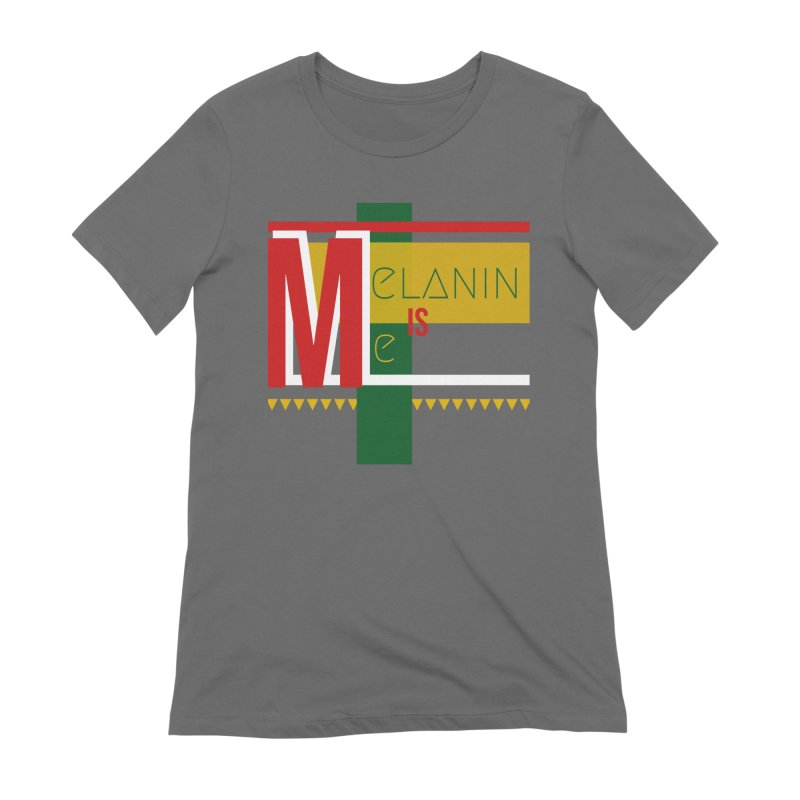 Melanin Queens T-Shirt by Davi Nevae Creates