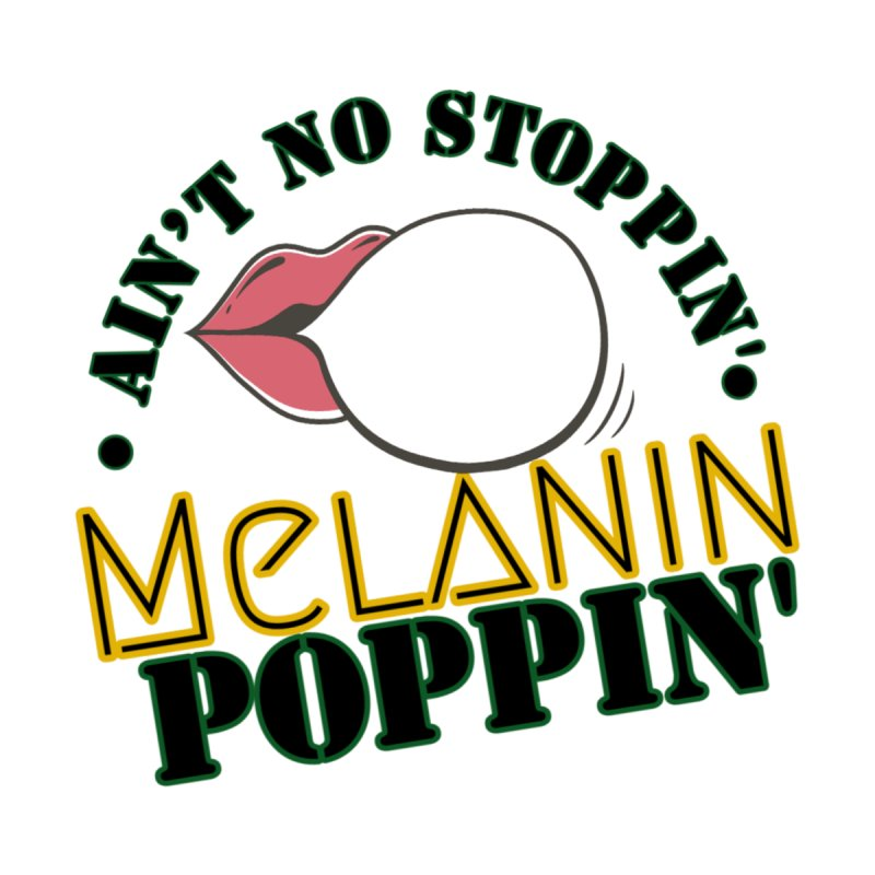 Melanin Poppin' Castle Decor Tapestry by Davi Nevae Creates