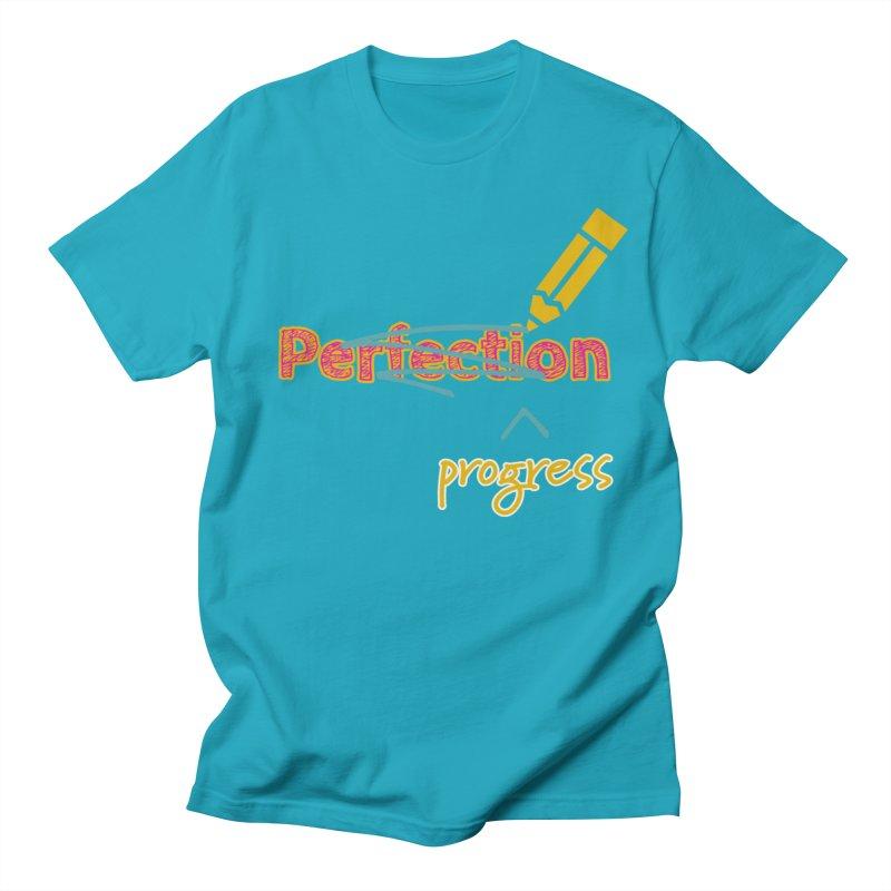 Progress Graphic Tees T-Shirt by Davi Nevae Creates