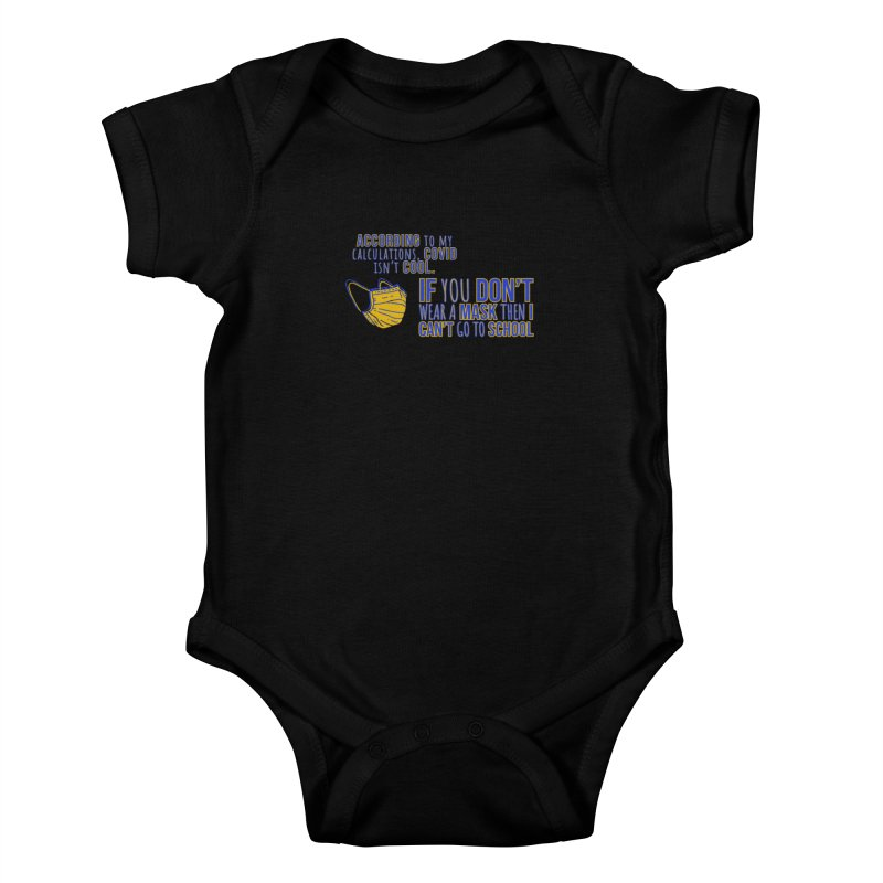 School Daze Heirs To the Thrown Baby Bodysuit by Davi Nevae Creates