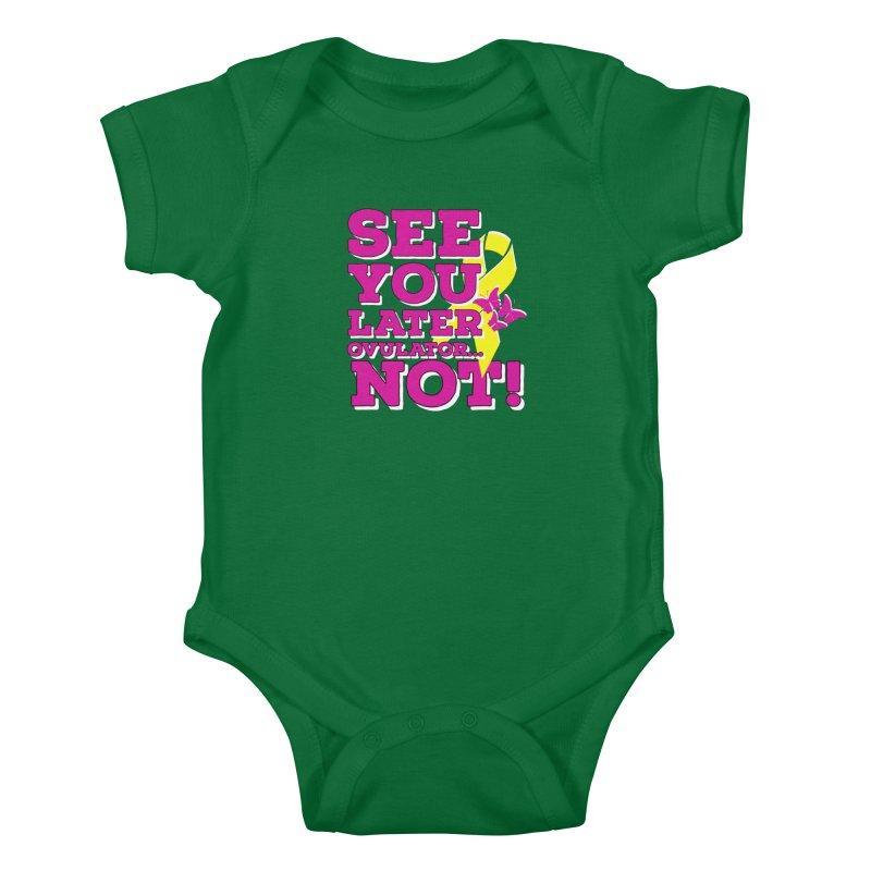 ENDo Heirs To the Thrown Baby Bodysuit by Davi Nevae Creates