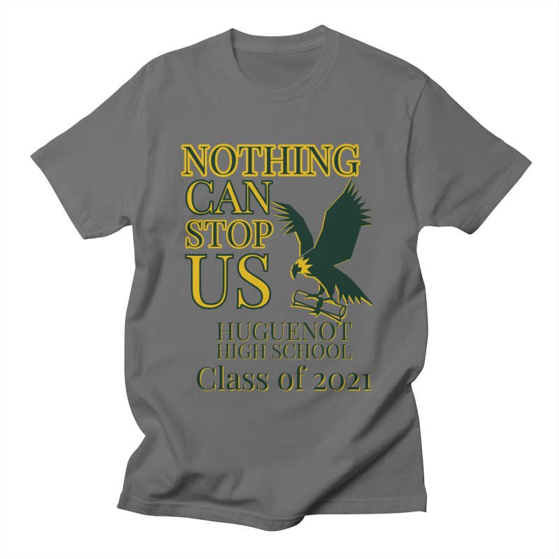 Nothing Can Stop Class of 2021 Graphic Tees T-Shirt by Davi Nevae Creates