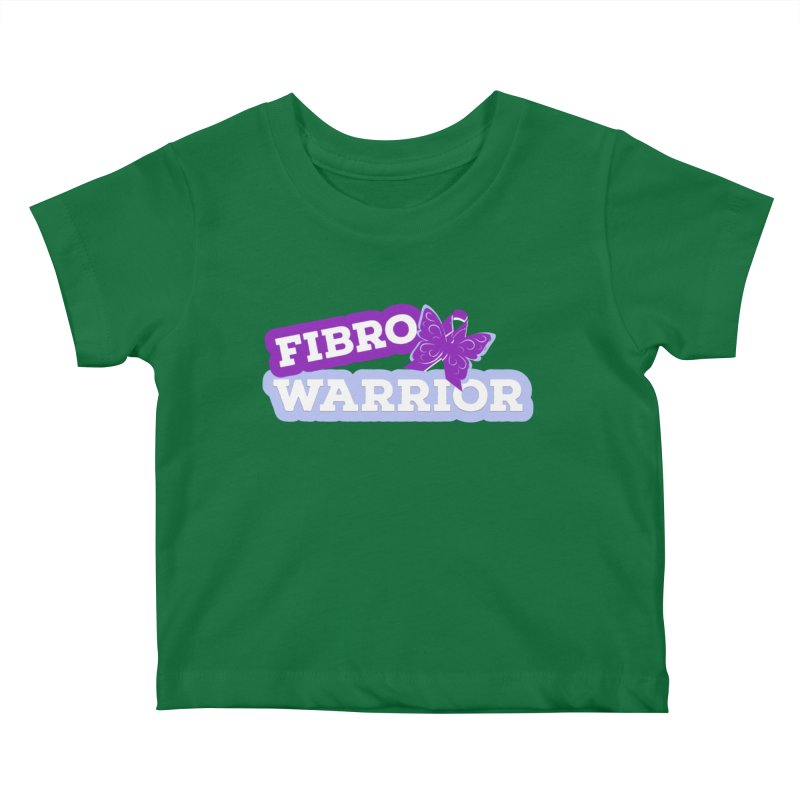 Fibromyalgia Little Ones Baby T-Shirt by Davi Nevae Creates