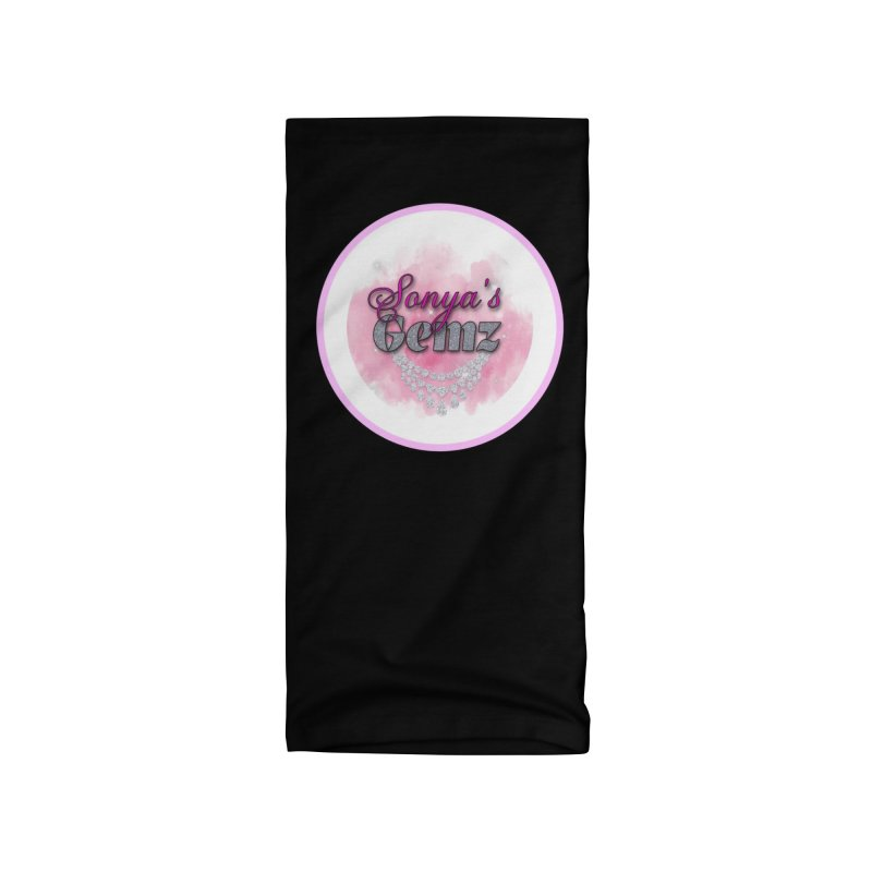 Sonya's Gemz Merchandise Face Mask and other Accessories Neck Gaiter by Davi Nevae Creates