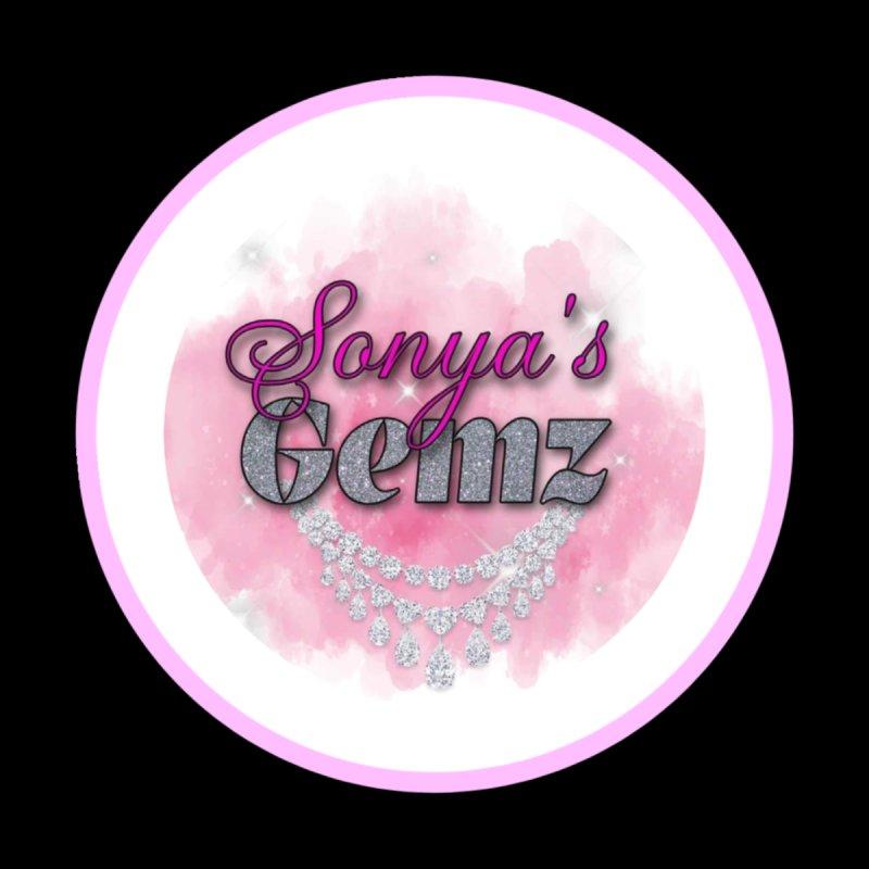 Sonya's Gemz Merchandise Fitted Graphic Tees Tank by Davi Nevae Creates