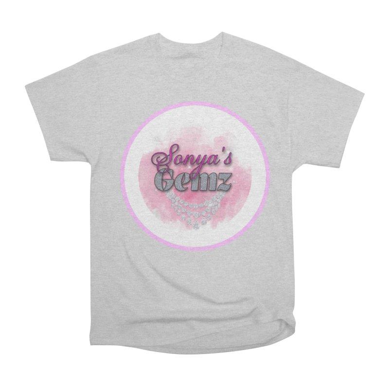 Sonya's Gemz Merchandise Graphic Tees T-Shirt by Davi Nevae Creates