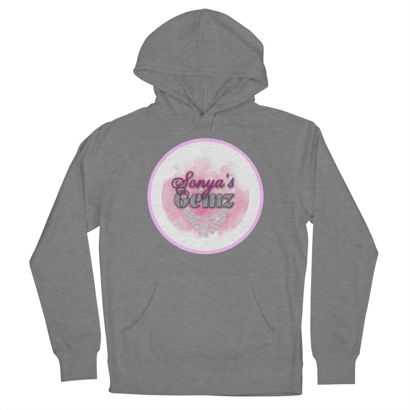 Sonya's Gemz Merchandise Fitted Graphic Tees Pullover Hoody by Davi Nevae Creates
