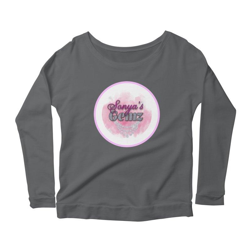 Sonya's Gemz Merchandise Fitted Graphic Tees Longsleeve T-Shirt by Davi Nevae Creates