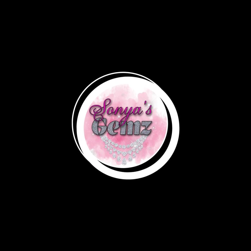 Sonya's Gemz Merchandise Face Mask and other Accessories Face Mask by Davi Nevae Creates
