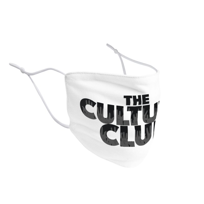 The Culture Club Face Mask and other Accessories Face Mask by Davi Nevae Creates