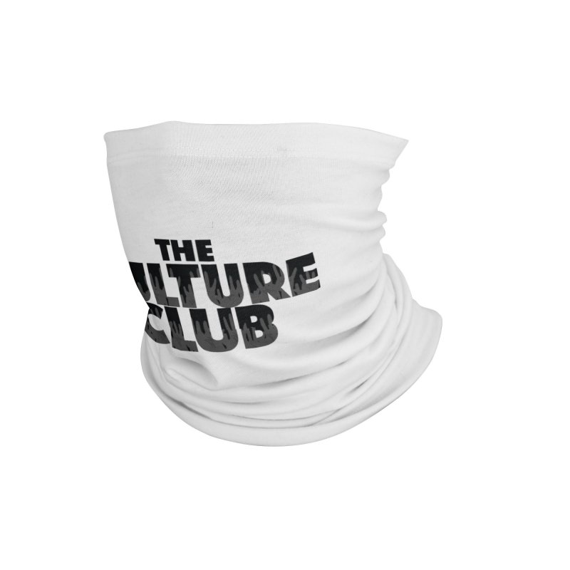The Culture Club Face Mask and other Accessories Neck Gaiter by Davi Nevae Creates