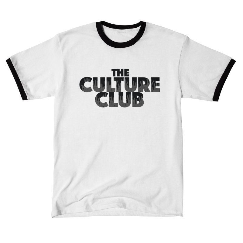 The Culture Club Fitted Graphic Tees T-Shirt by Davi Nevae Creates