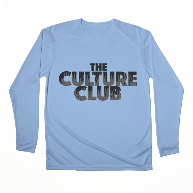 The Culture Club Fitted Graphic Tees Longsleeve T-Shirt by Davi Nevae Creates