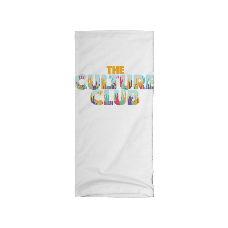 The Culture Club- Multi colors Face Mask and other Accessories Neck Gaiter by Davi Nevae Creates