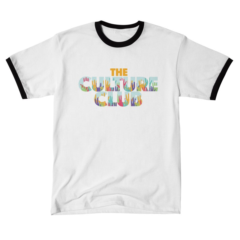The Culture Club- Multi colors Graphic Tees T-Shirt by Davi Nevae Creates
