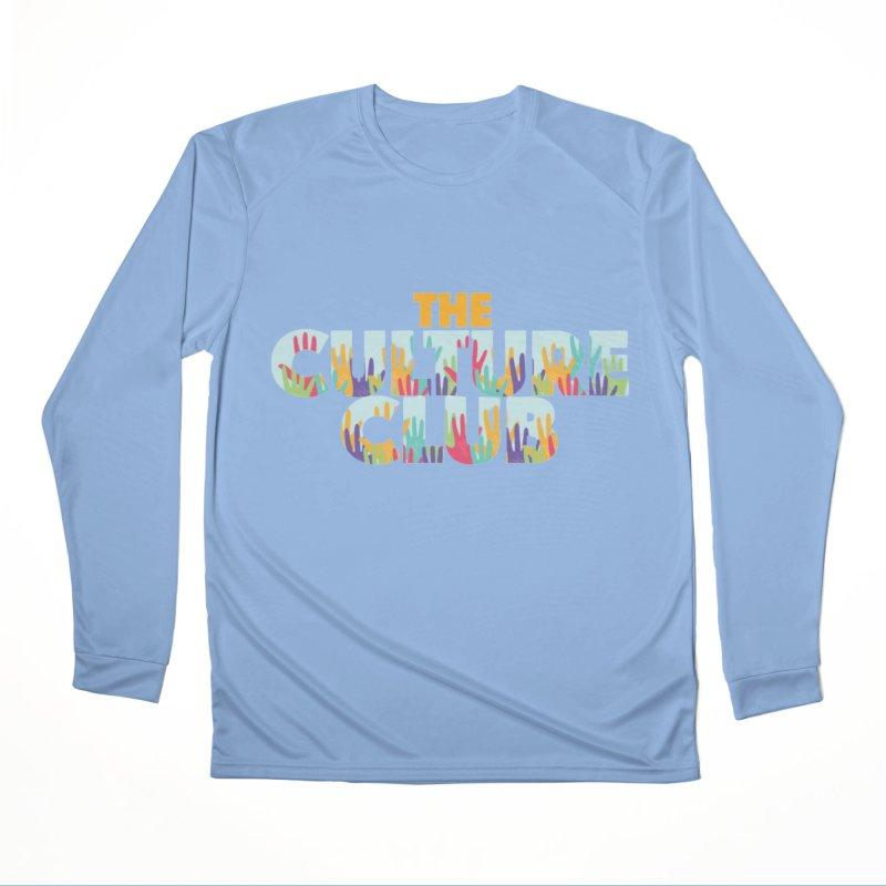 The Culture Club- Multi colors Graphic Tees Longsleeve T-Shirt by Davi Nevae Creates