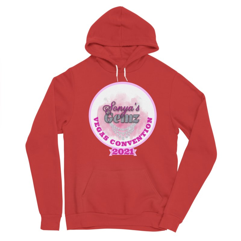 Vegas Convention 2021 Fitted Graphic Tees Pullover Hoody by Davi Nevae Creates