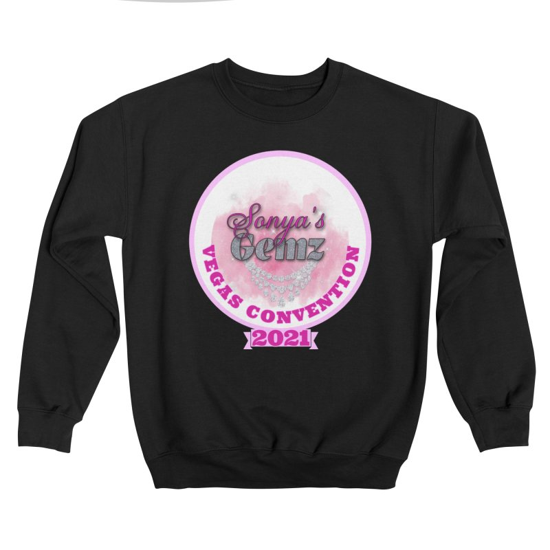 Vegas Convention 2021 Fitted Graphic Tees Sweatshirt by Davi Nevae Creates