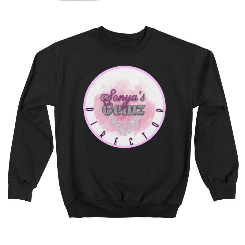 Director Badge Fitted Graphic Tees Sweatshirt by Davi Nevae Creates