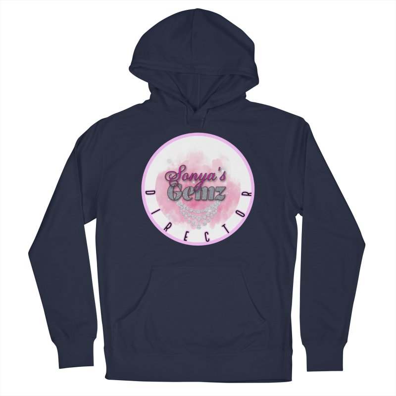 Director Badge Graphic Tees Pullover Hoody by Davi Nevae Creates