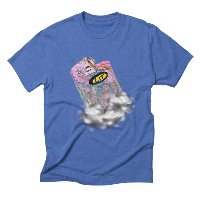 We Lit! Graphic Tees T-Shirt by Davi Nevae Creates