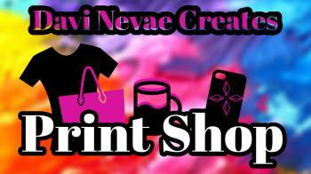 Davi Nevae Creates Logo