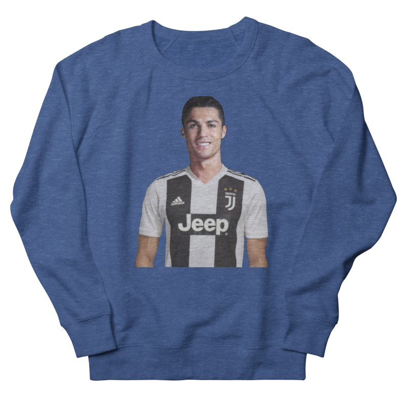 Cristiano Ronaldo Juventus Men s Sweatshirt by DavidAgoston s Artist Shop 995bebea5