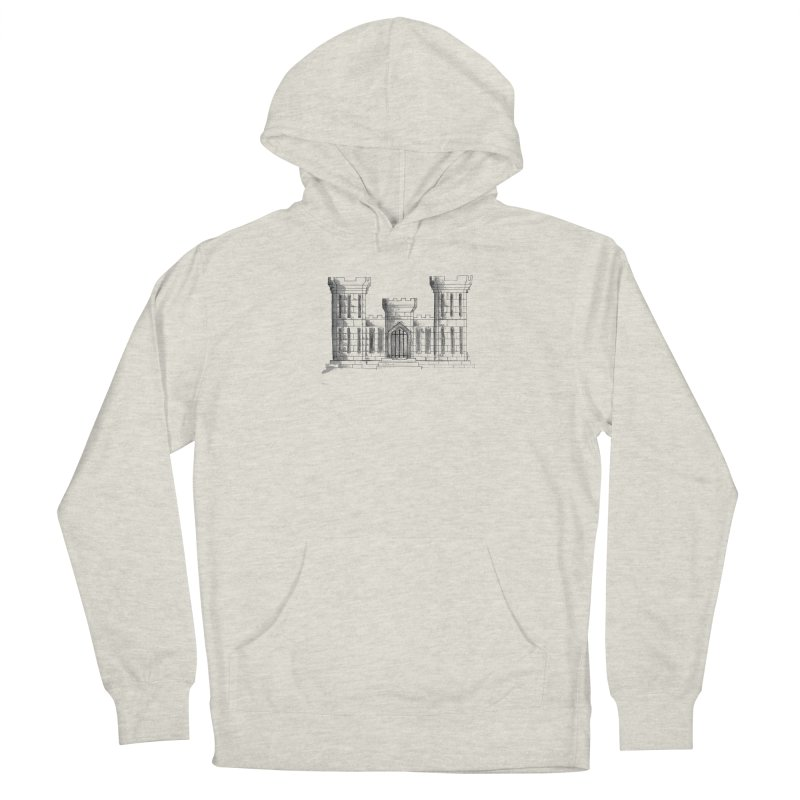 Apparel Engineer Castle Men's Pullover Hoody by Davis Inspired Creations