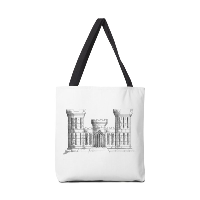 Apparel Engineer Castle Accessories Bag by Davis Inspired Creations