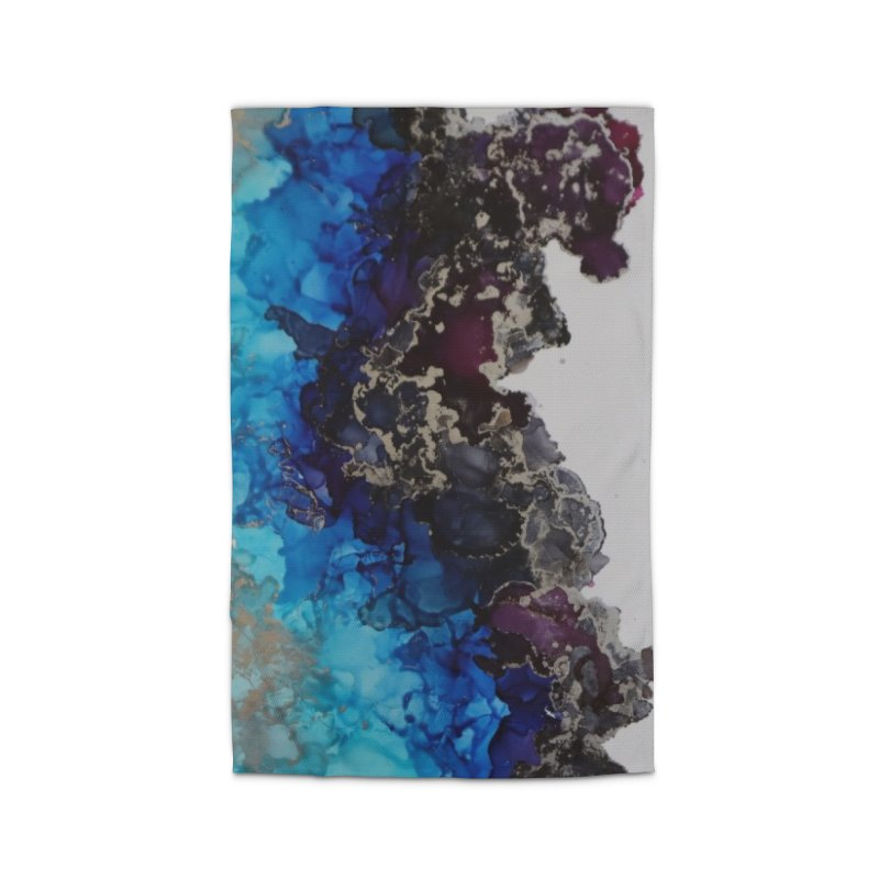 Geode Abstract Home Rug by Davis Inspired Creations