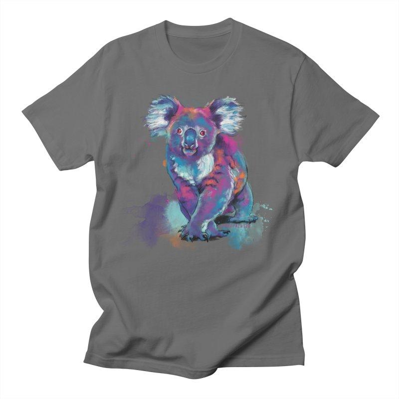 Koala Fem/Unisex Apparel XS - 5XL T-Shirt by Dawgpainter's Artist Shop