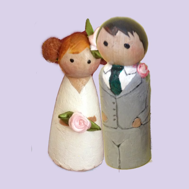 PEG DOLL WEDDING None  by Dawnsdesigns's Artist Shop