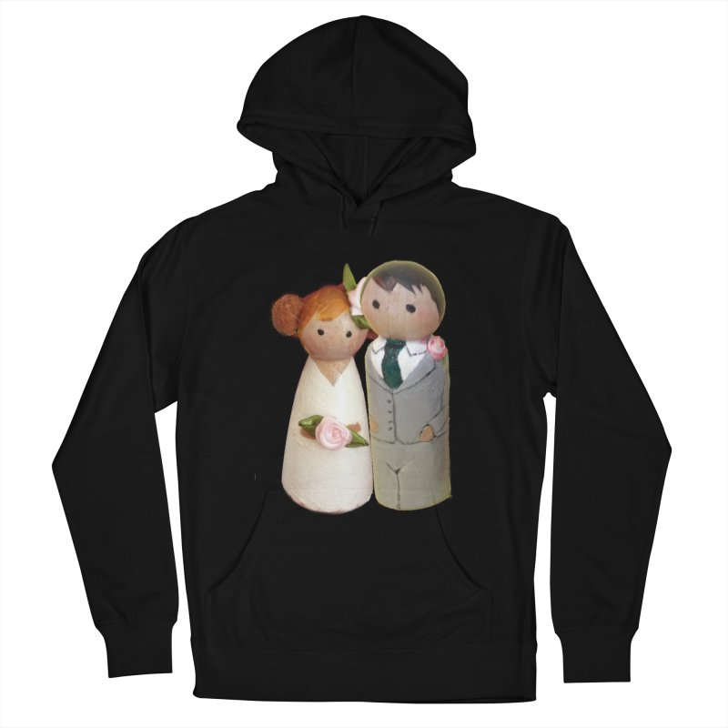 PEG DOLL WEDDING Men's Pullover Hoody by Dawnsdesigns's Artist Shop