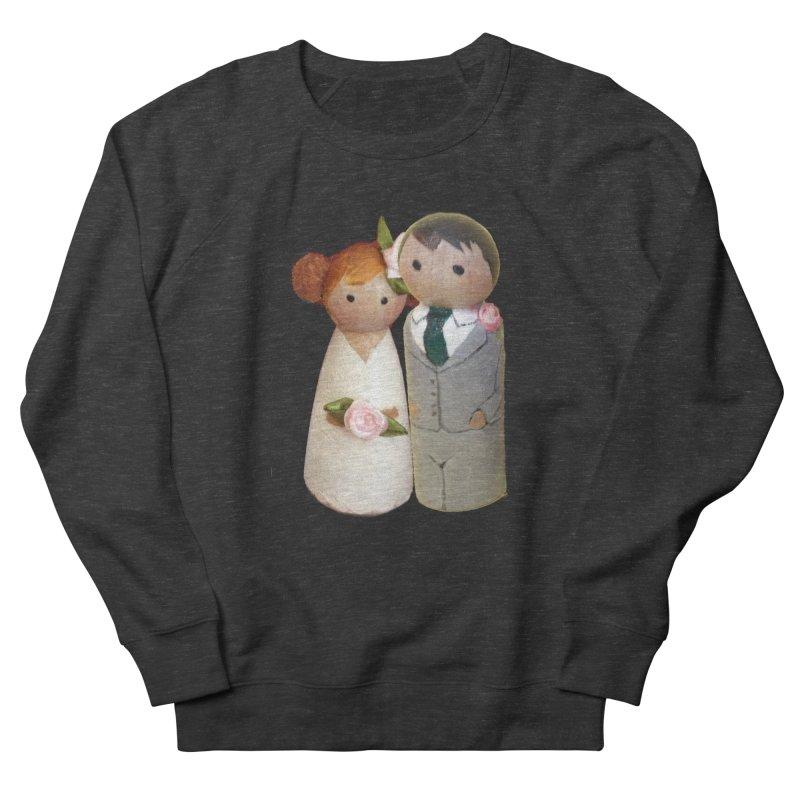 PEG DOLL WEDDING Men's Sweatshirt by Dawnsdesigns's Artist Shop