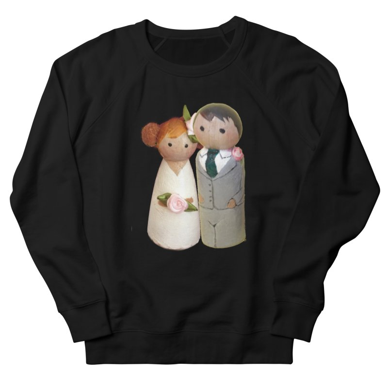 PEG DOLL WEDDING Men's Sweatshirt by Dawnsdesigns's Artist Shop