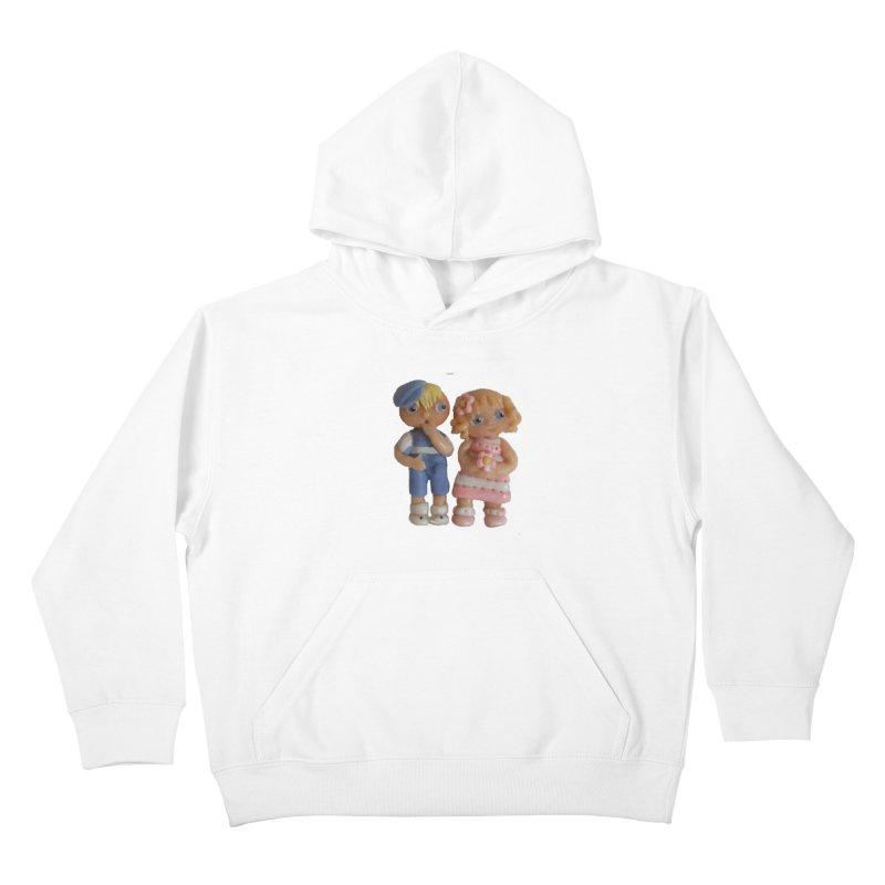 Best Friends Kids Pullover Hoody by Dawnsdesigns's Artist Shop
